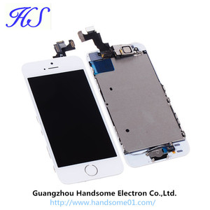 Cheapest price  for iPhone  5s lcd , for iPhone 5 screen display