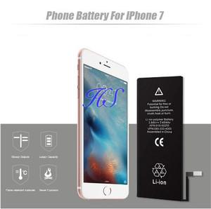 Wholesale Price Good Quality Original Battery For iPhone 7 Real Capacity