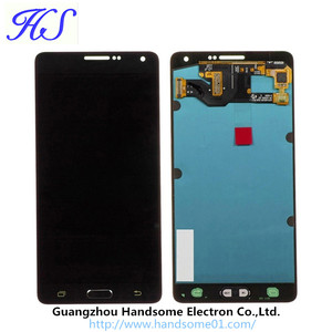 Top sale high quality new lcd for samsung galaxy A7 screen display