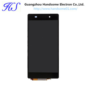 Original replacement parts lcd touch display for sony xperia z2 screen